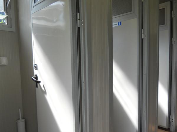 Bagni comuni: toilette
