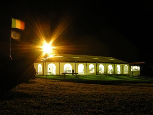 Turno associazioni: campeggio di notte