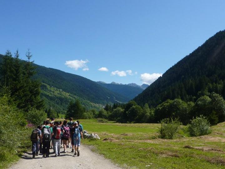Turno ragazzi: trekking e passeggiate