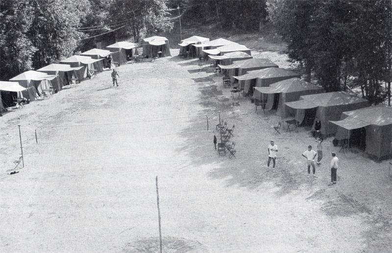 Campeggio di Novale in Val di Rabbi